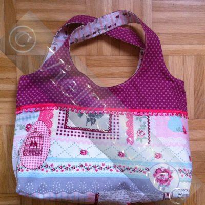 Wende-Handtasche