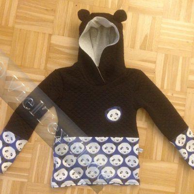 Panda-Pullover