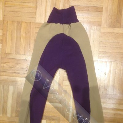 Reiterleggins Rueckseite